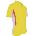 Monterey Club Divisional Colorblock Polo Shirt