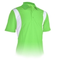 Monterey Club Energie Colorblock Polo Shirt