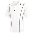 Monterey Club Forge Overlock Contrast Polo Shirt