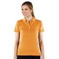 Monterey Club Performance Jersey Solid Polo Shirt