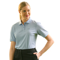 Monterey Club Signature Pique Solid Polo Shirt