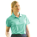 Monterey Club Dot Texture Solid Polo Shirt