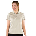 Monterey Club Bamboo Charcoal Texture Solid Polo Shirt