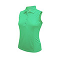 Monterey Club Victory Pro Solid Polo Sleeveless